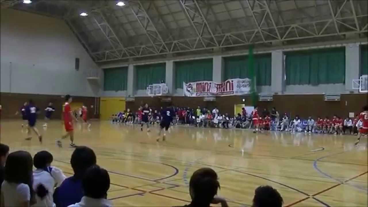 愛知学泉大学 ハンドボール部 2015年東海リーグ入替戦