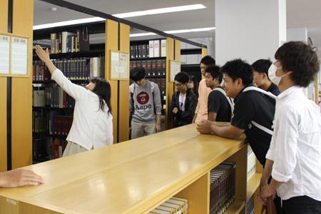図書館を上手に利用しよう