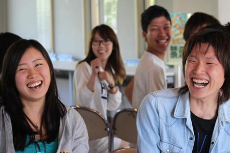 豊田オープンキャンパススタッフで茶話会