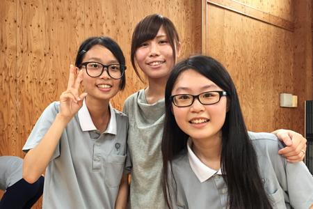 台湾 慈濟科技大学のみなさんと交流