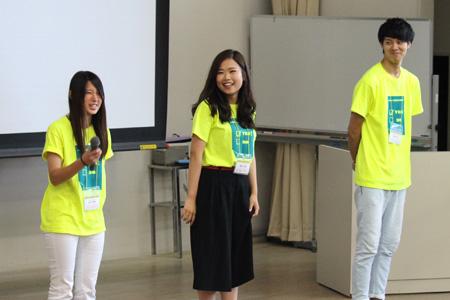 豊田オープンキャンパス2016年7月18日MOVIE