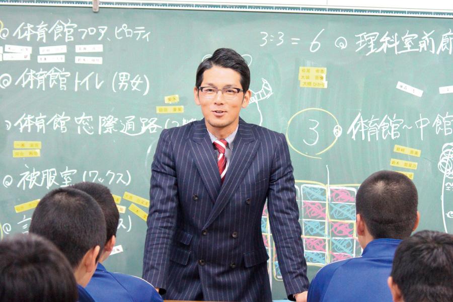 家政学専攻 卒業 浜松市立浜北北部中学校勤務