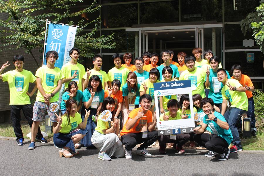8月20(土)、21(日) 豊田オープンキャンパス Photo