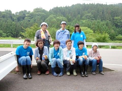 豊田市旭地区ボランティア活動(浅間の会)