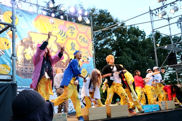 2016 岡崎キャンパス「学泉祭」