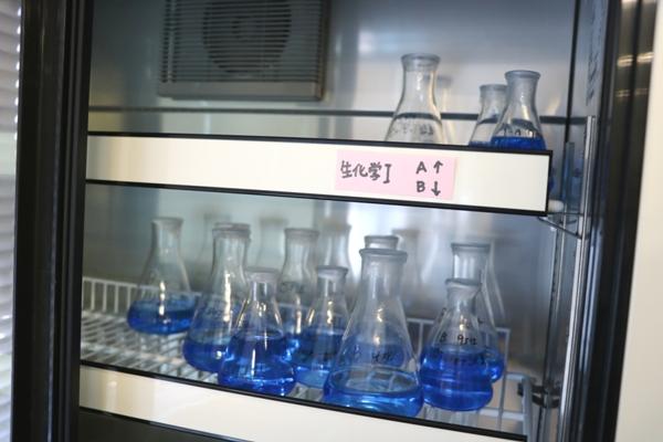 管理栄養士専攻「生化学実験」