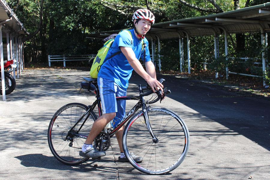 自転車で愛知~鹿児島、一人旅!