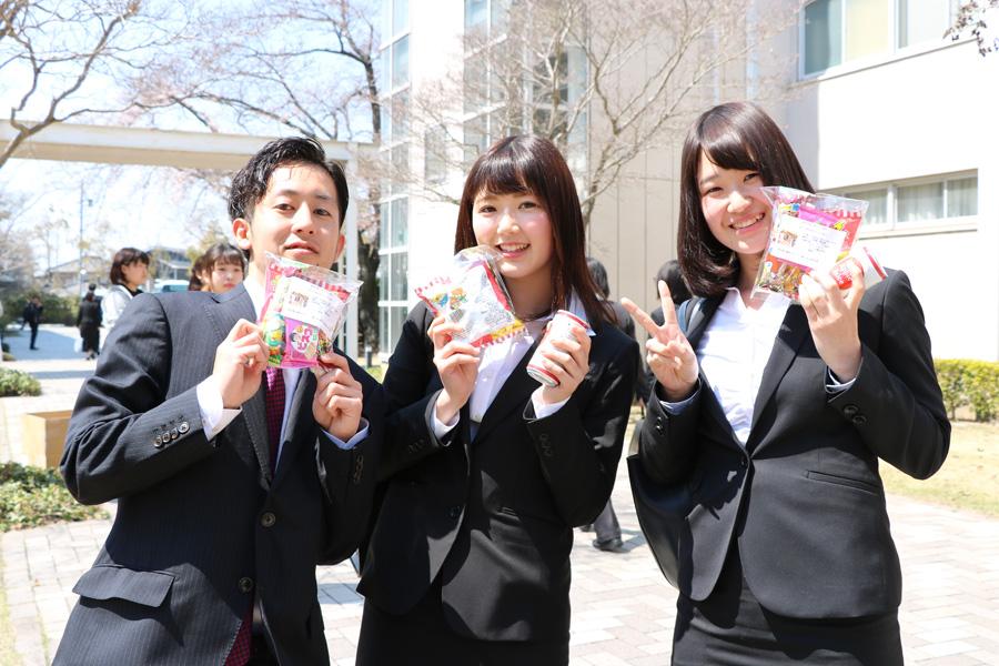 2017入学式と入泉祭