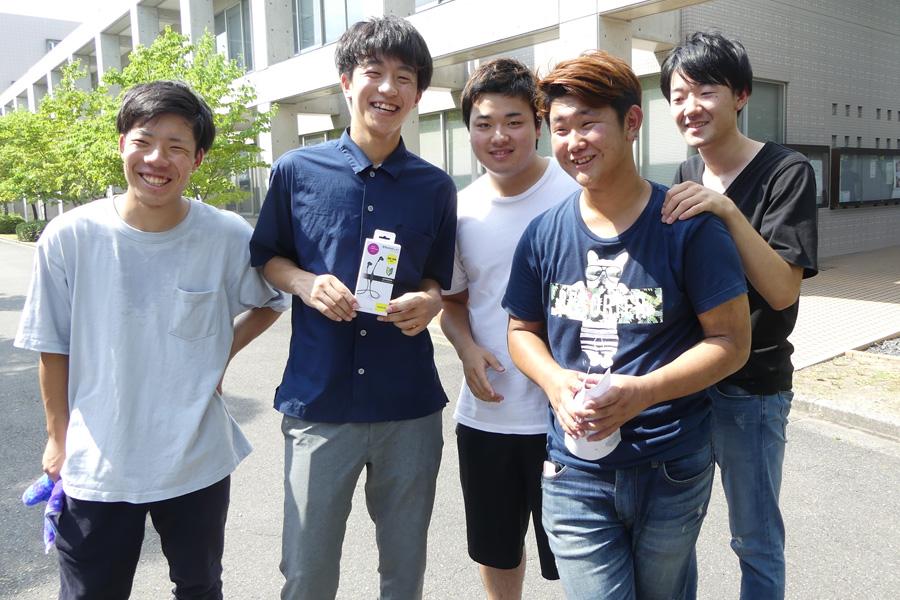 豊田キャンパス、イベントいろいろ
