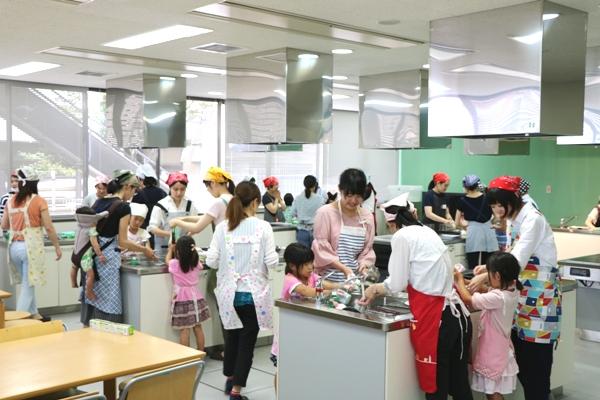 岡崎げんき館公開講座「七夕料理」