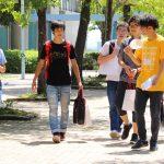 豊田キャンパス8月のオープンキャンパス
