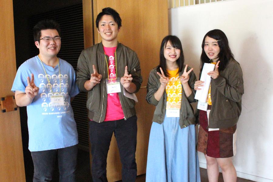 豊田キャンパスで最後のオープンキャンパスが終了