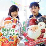 豊田キャンパスでクリスマスイベント♪