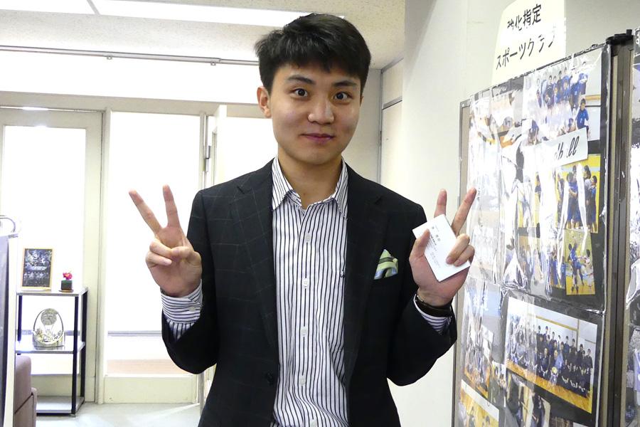 北京の日系企業で働いています。