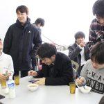豊田キャンパスでお正月イベント