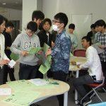 豊田キャンパスの図書館ガイダンス