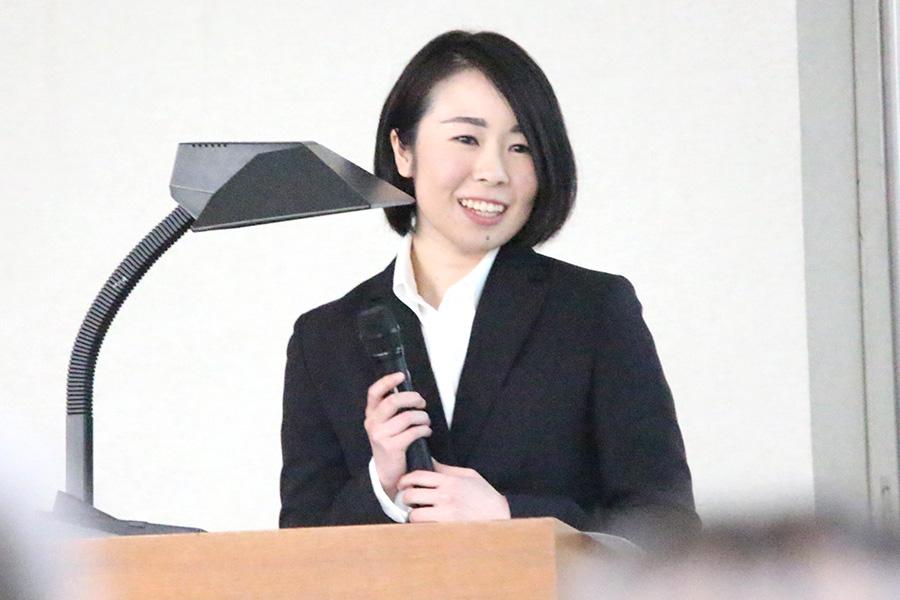 卒業研究発表会(こどもの生活専攻)