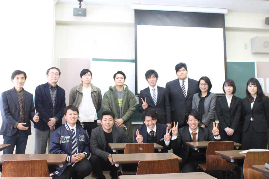 現代マネジメント学部 卒業研究発表