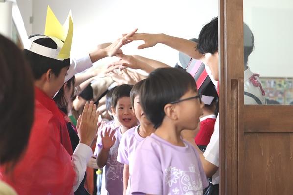 幼稚園実習(こどもの生活専攻)