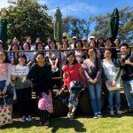 ハワイ研修旅行『臨床栄養』で紹介(管理栄養士専攻)