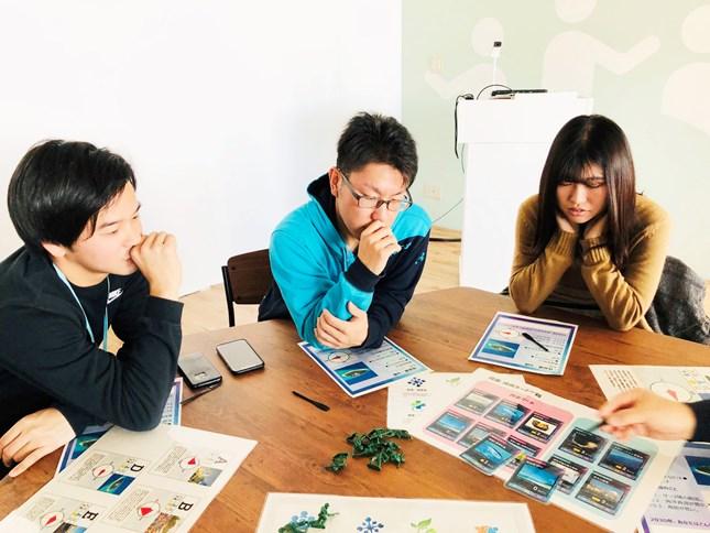 Think SDGs(現代マネジメント実習)