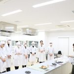 名古屋市役所の食堂メニュー開発(管理栄養士専攻)