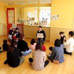 岡崎げんき館「子育て支援事業」(こどもの生活専攻)