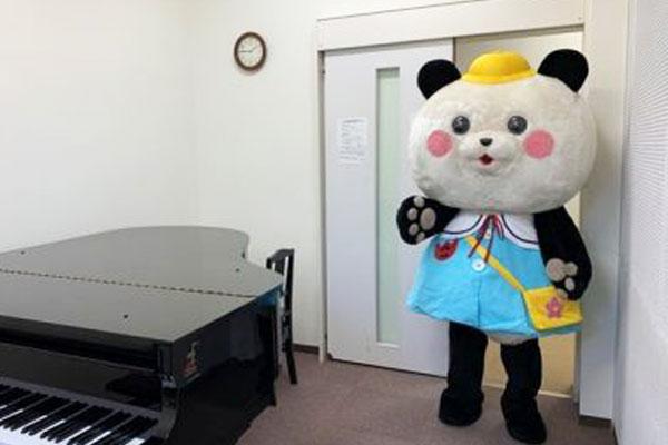 キャラクター紹介「こぱんくん」(こどもの生活学科)