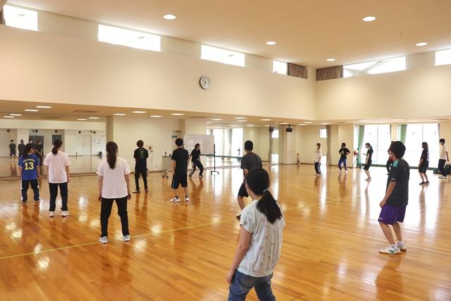 学泉アカデミー「ダンス」(こどもの生活学科)