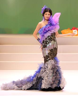 NDKファッションコンテストにて優秀賞(2位)!大阪市長賞を受賞!