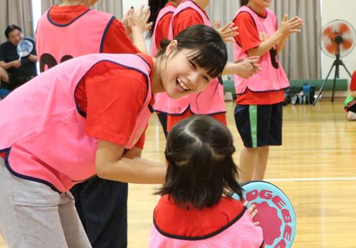 「ユニファイドスポーツ」イベントを学内で開催しました。