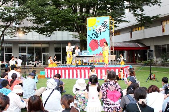 岡崎キャンパス「夏祭り」