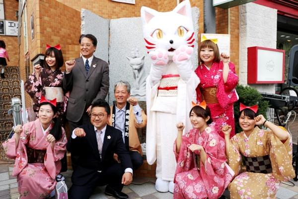 岡崎化猫まつり「家政学専攻 スタジオ」