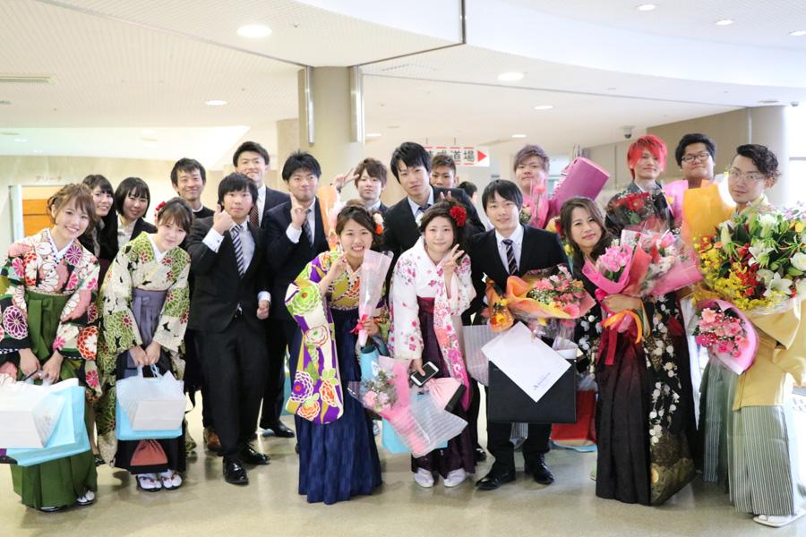 卒業式 | 愛知学泉大学