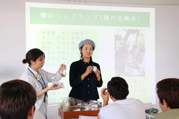 QURUWA菜園プロジェクト(家政学専攻)