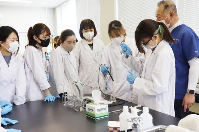 生化学実験【管理栄養学科】
