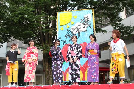 夏の恒例イベント「夏祭り」開催♪