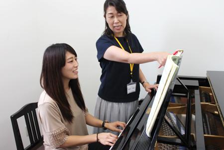 幼児音楽表現(ピアノ)