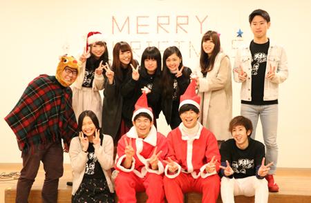 クリスマスパーティー♪