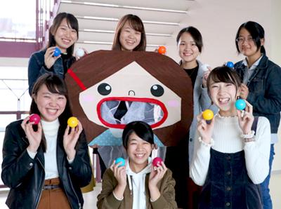 11/11(土)、食物栄養学科の学生が食イベントに参加します!