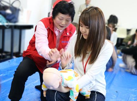 幼児安全法講習会