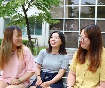 学生インタビュー(韓国 烏山大学留学生)