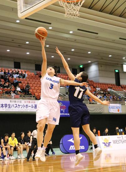 女子バスケ西日本大会~フォトギャラリー