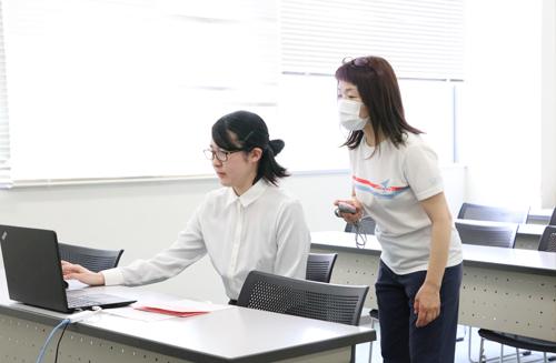 公務員試験に向けてWEB面談対策