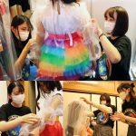 日本初開催イベントに参加!キッズファッションをデザイン!